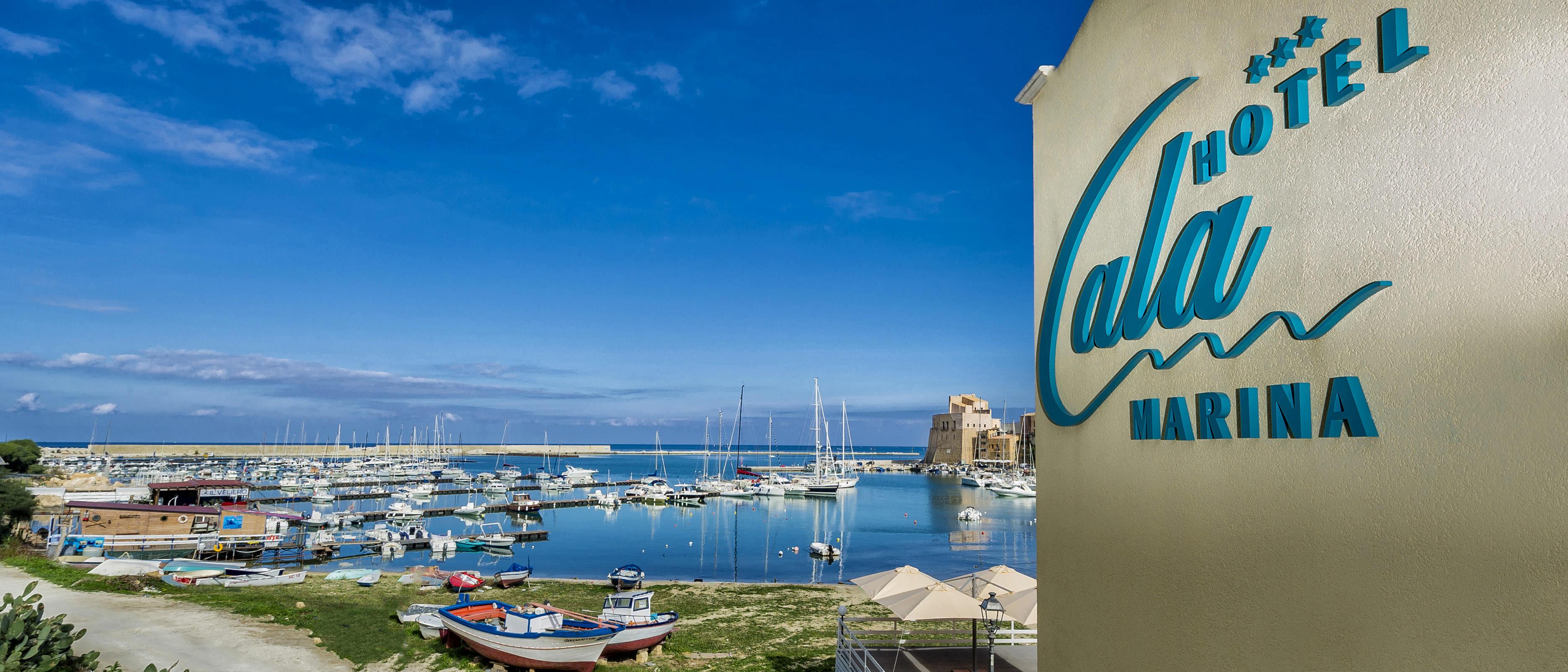 Cala Marina Hotel – Castellammare del Golfo