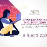 19/07/2019 – 23/08/2019 Conversazioni d'autore